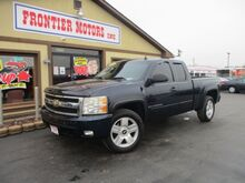 2008_Chevrolet_Silverado 1500_LTZ Ext. Cab Std. Box 4WD_ Middletown OH