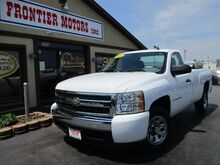 2008_Chevrolet_Silverado 1500_Work Truck Long Box 2WD_ Middletown OH