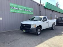 2008_Chevrolet_Silverado 1500_Work Truck Std. Box 2WD_ Spokane Valley WA