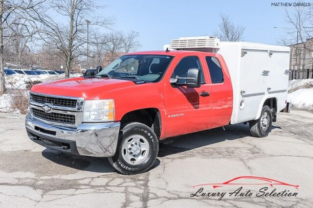 2008_Chevrolet_Silverado 2500HD Heated Delivery_2dr Truck_ Chicago IL
