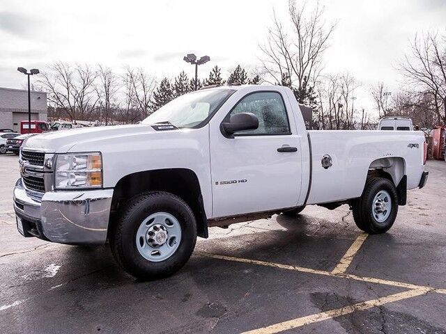 2008_Chevrolet_Silverado 2500HD_LT w/1LT_ Chicago IL