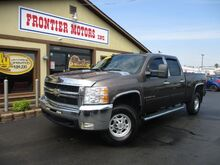 2008_Chevrolet_Silverado 2500HD_LT1 Crew Cab Std. Box 4WD_ Middletown OH