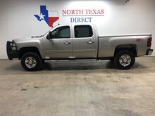 2008_Chevrolet_Silverado 2500HD_LTZ 4x4 Z-71Heated Leather Bose Fiberglass Bed Cover Ranch Hand_ Mansfield TX