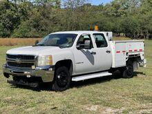 2008_Chevrolet_Silverado 3500HD_SRW Work Truck_ Crozier VA