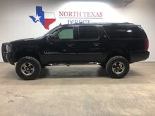 2008_Chevrolet_Suburban_2500 LT3 4x4 Lifted Heated Leather Sunroof 6.0 V8 3/4 Ton_ Mansfield TX