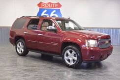 2008_Chevrolet_Tahoe_3RD ROW! LTZ LEATHER SUNROOF NAVIGATION DVD PLAYER! DRIVES LIKE NEW!_ Norman OK