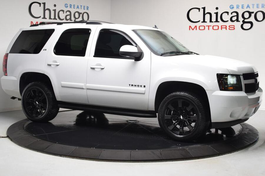 2008_Chevrolet_Tahoe_LTZ_ Chicago IL
