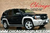 2008 Chevrolet TrailBlazer LT w/3LT - 4.2L VORTEC I6 ENGINE 4 WHEEL DRIVE BLACK LEATHER SUNROOF