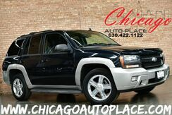 2008_Chevrolet_TrailBlazer_LT w/3LT - 4.2L VORTEC I6 ENGINE 4 WHEEL DRIVE BLACK LEATHER SUNROOF_ Bensenville IL