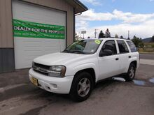 2008_Chevrolet_TrailBlazer_LT3 4WD_ Spokane Valley WA