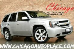2008_Chevrolet_TrailBlazer_SS w/3SS - 6.0L V8 ENGINE REAR WHEEL DRIVE BLACK LEATHER/SUEDE SS INTERIOR HEATED SEATS SUNROOF PREMIUM ALLOYS_ Bensenville IL