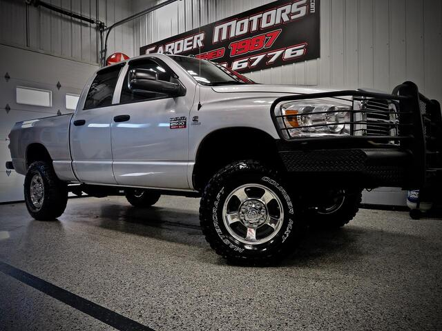2008_DODGE_RAM 2500 QUAD CAB SLT 4X4__ Bridgeport WV