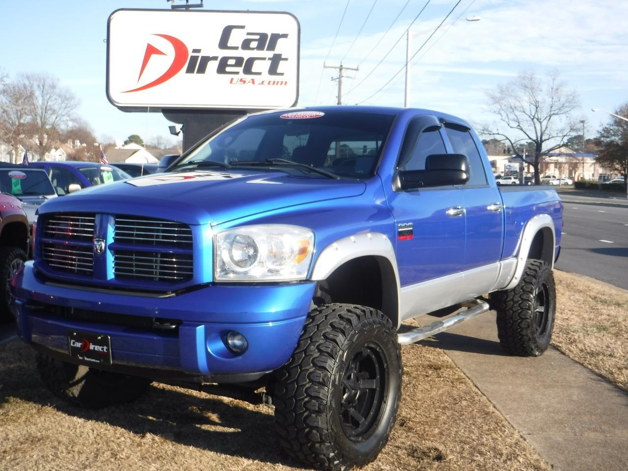 2008 dodge ram 2500hd quad cab sport 4x4 6 7l v6 turbo. Black Bedroom Furniture Sets. Home Design Ideas