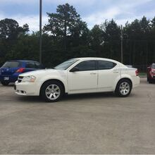 2008_Dodge_Avenger_SE_ Hattiesburg MS