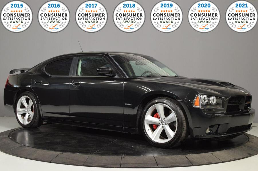 2008_Dodge_Charger_SRT8_ Glendale Heights IL