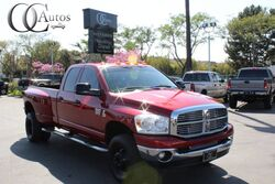 Dodge RAM 3500 CUMMINS DIESEL 4X4 SLT 6 SPEED MANUAL 2008