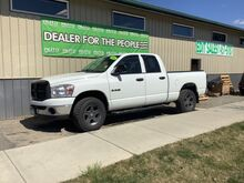 2008_Dodge_Ram 1500_ST Quad Cab 4WD_ Spokane Valley WA