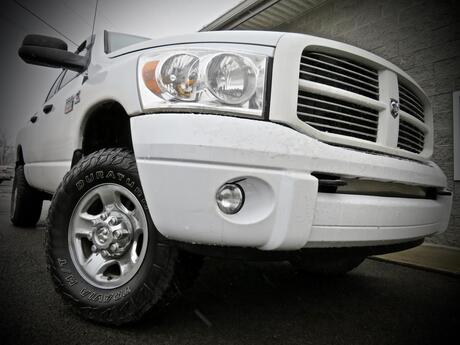 2008 Dodge Ram 2500 HEAVY DUTY SLT 4X4 4dr Quad Cab CUMMINS Grafton WV