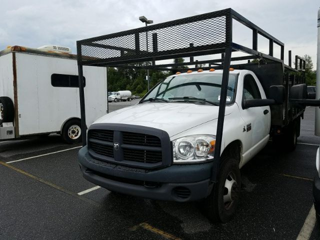 2008 Dodge Ram 3500 6-Cyl, Turbo Dsl 6 7 L WITH LIFT GATE