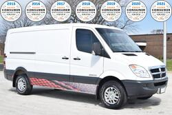 Dodge Sprinter Cargo Van 2500 144 WB High Roof 2008