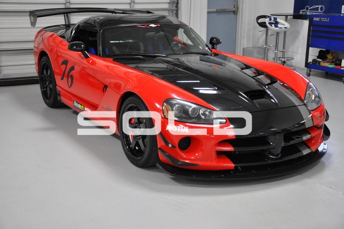 2008 Dodge Viper ACR Race Car ACR-X Clone Tomball TX