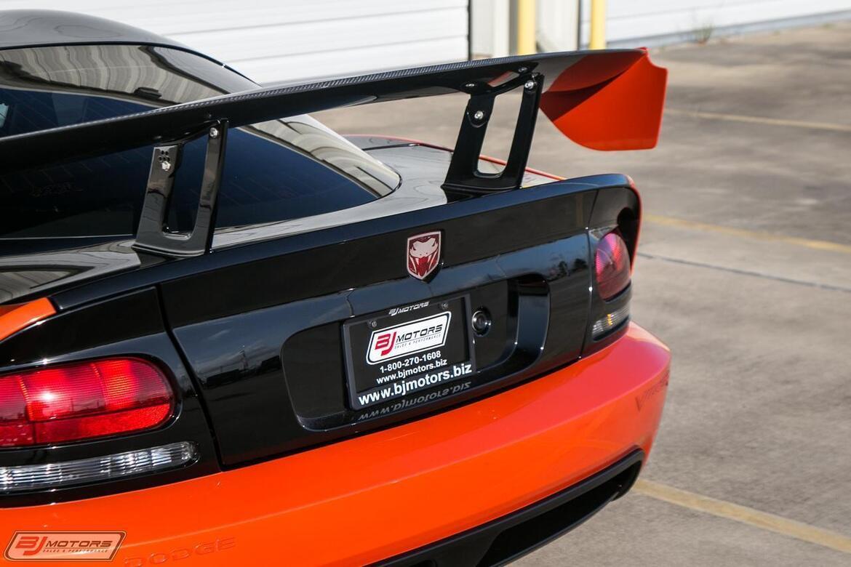 2008 Dodge Viper ACR SRT10 Tomball TX