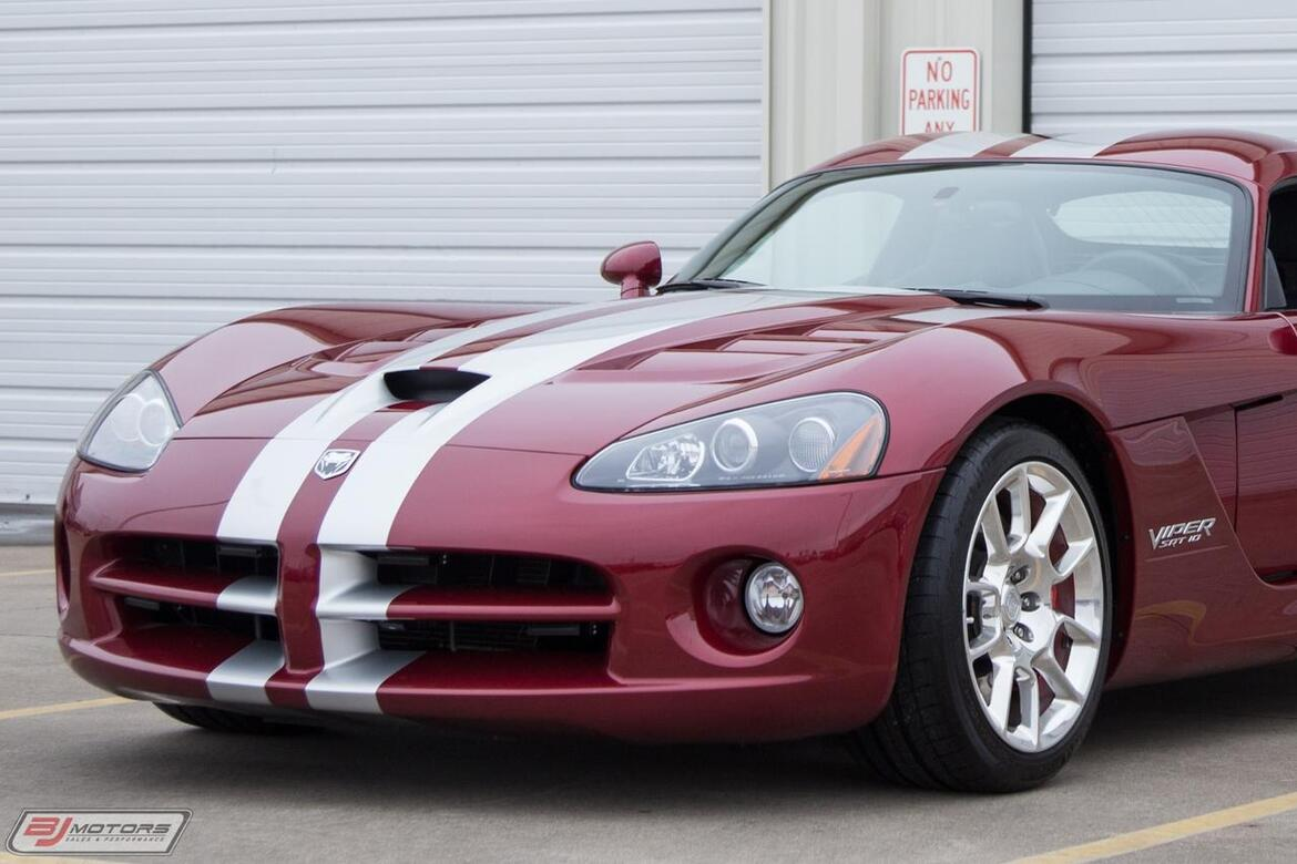 2008 Dodge Viper SRT-10 Tomball TX