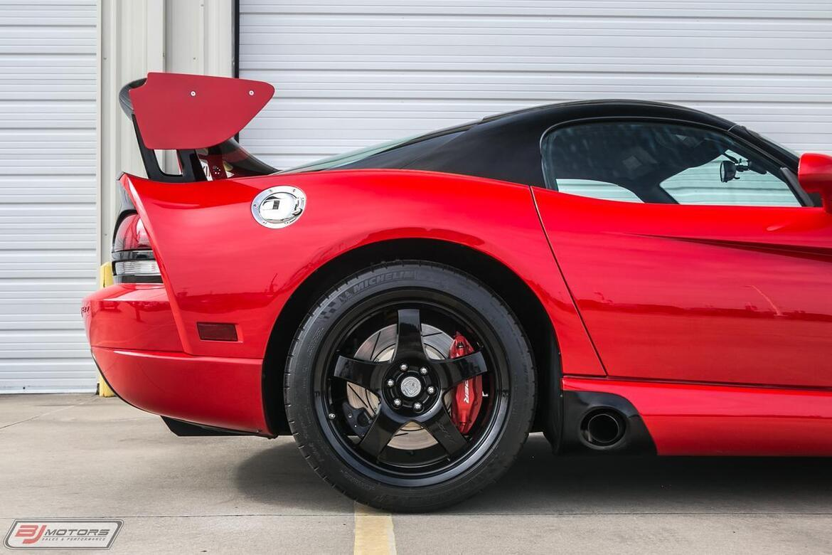 2008 Dodge Viper SRT10 Tomball TX