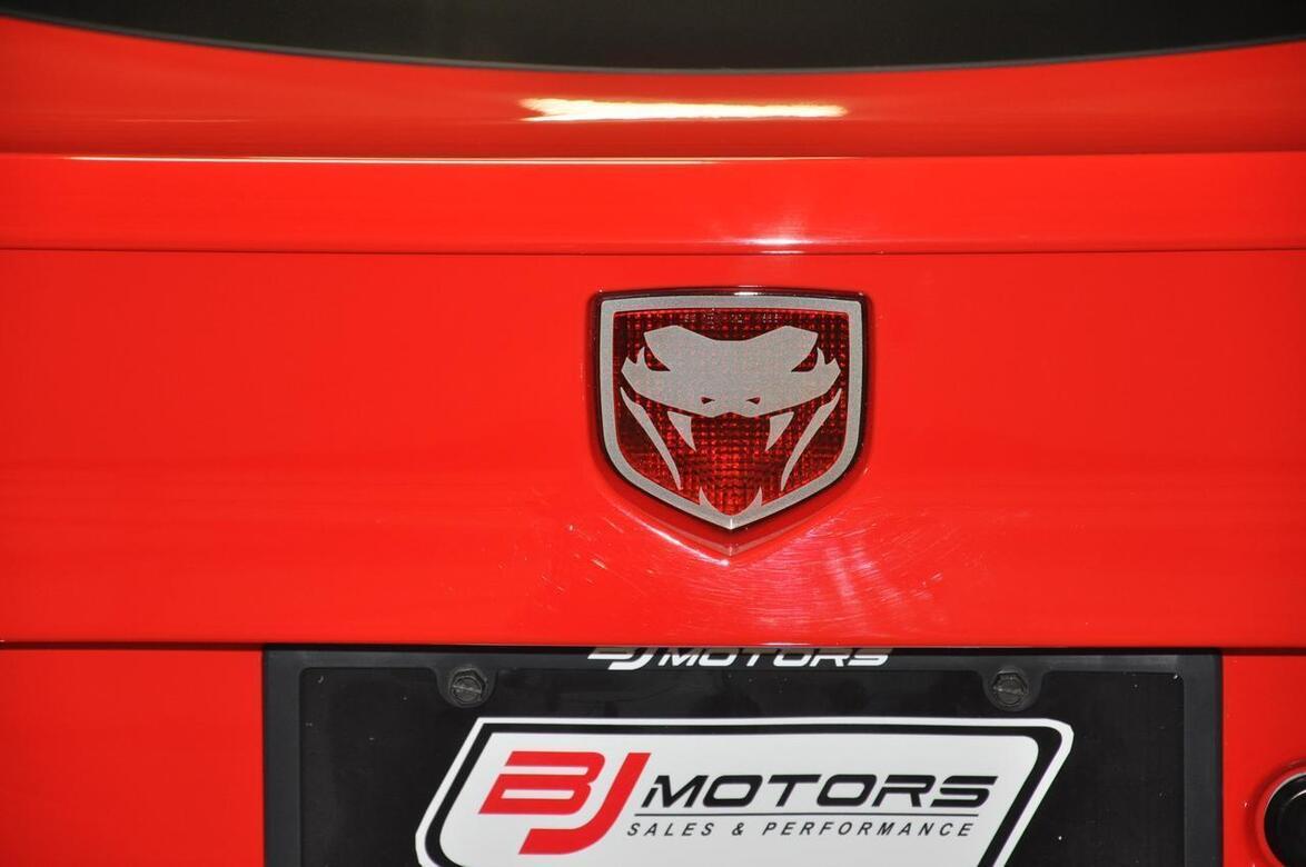 2008 Dodge Viper SRT10 Tomball TX