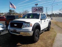 2008_FORD_F-150_TRITON FX4 XLT, BUYBACK GUARANTEE, WARRANTY, CUSTOM ULTRA RIMS, BED LINER, TOW PKG, ONLY 98K MILES!!_ Virginia Beach VA