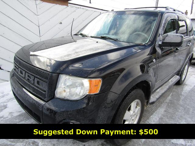 2008 FORD ESCAPE XLT  Bay City MI