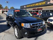 2008_FORD_ESCAPE_XLT 4X4, CERTIFIED W/WARRANTY, SUNROOF, SATELLITE RADIO, FOG LAMPS, ROOF RACKS, ONLY 50K MILES!!!!!!_ Norfolk VA