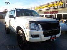 2008_FORD_EXPLORER_LIMITED, WARRANTY, LEATHER, SUNROOF, 3RD ROW, PARKING SENSORS, HEATED SEATS, ROOF RACKS, TOW PKG!_ Norfolk VA