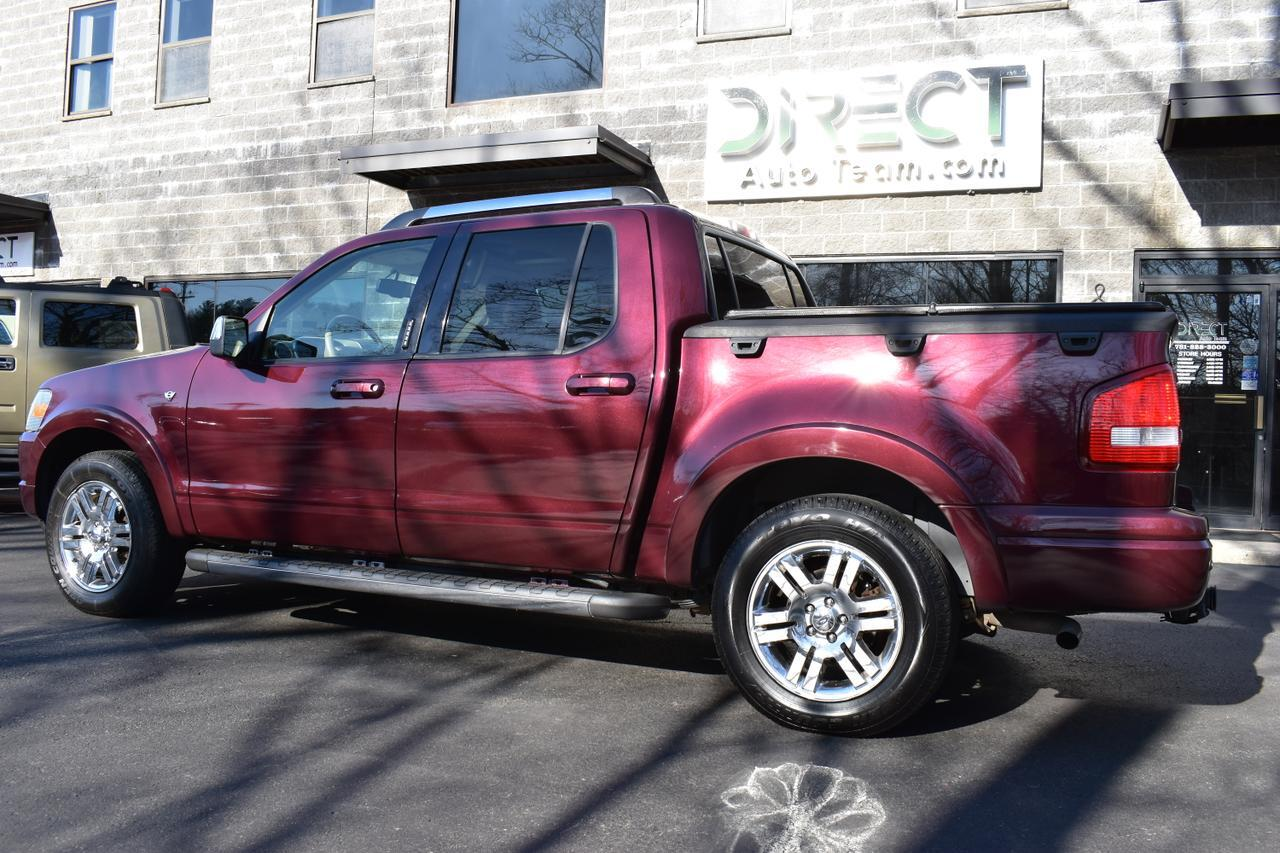 2008 FORD EXPLORER SPORT LIMITED 4WD 8Cyl Canton MA