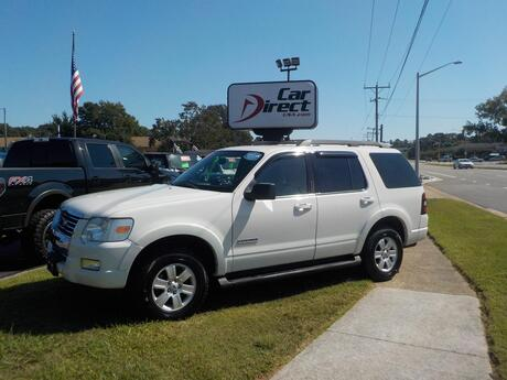 2008 FORD EXPLORER XLT 4X4, BUY BACK GUARANTEE & WARRANTY, DVD REAR ENTERTAINMENT, TOW PKG, LEATHER, CLEAN! Virginia Beach VA