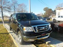 2008_FORD_F-150_XLT SUPERCAB 4X4, WARRANTY, RUNNING BOARDS, TOW PKG, BED LINER, TONNEAU COVER, POWER DRIVERS SEAT!!!_ Norfolk VA