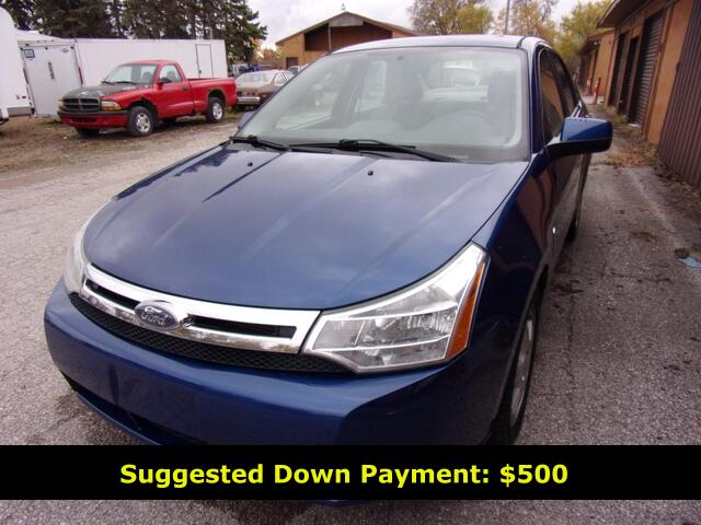 2008 FORD FOCUS SEL  Bay City MI