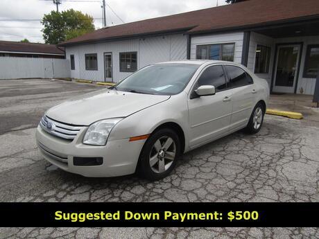2008 FORD FUSION SE  Bay City MI