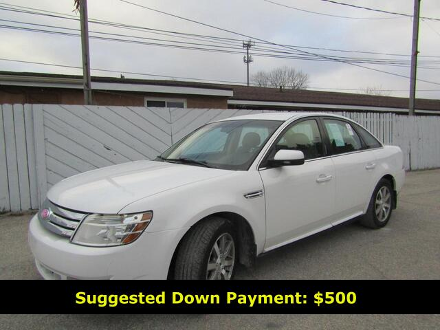 2008 FORD TAURUS SEL  Bay City MI