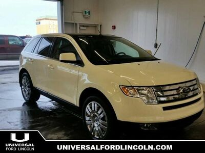 2008_Ford_Edge_Limited  - Low Mileage_ Calgary AB