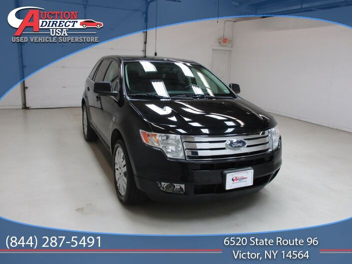 2008 Ford Edge Limited Raleigh