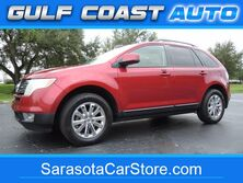Ford Edge SEL! 1-OWNER! FL CAR! TAN LEATHER! ONLY 70K MI! CARFAX! LOOK! 2008