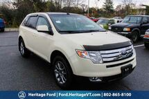 2008 Ford Edge SEL South Burlington VT