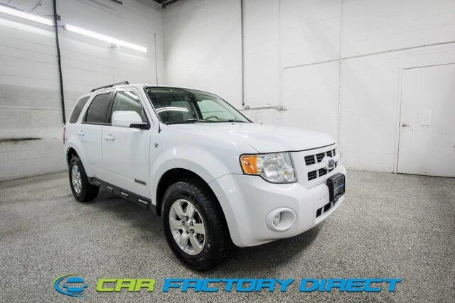 2008 Ford Escape Limited AWD 4x4 Milford CT