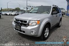 2008_Ford_Escape_XLT / 4WD / 3.0L V6 / Auto Start / Aux Jack / Cruise Control / Luggage Rack / Aluminum Wheels / 23 MPG / Low Miles_ Anchorage AK