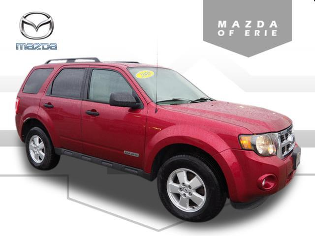 vehicle details - 2008 ford escape at mazda of erie erie - mazda