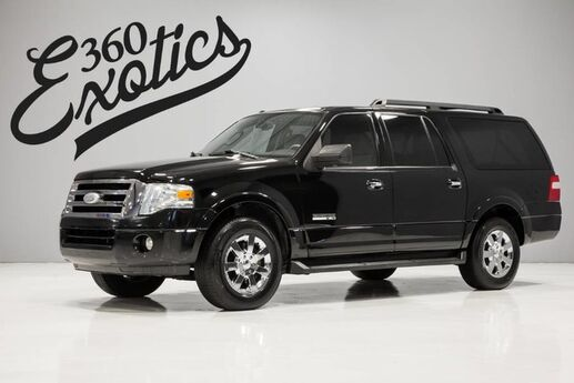 2008 Ford Expedition EL SSV Austin TX