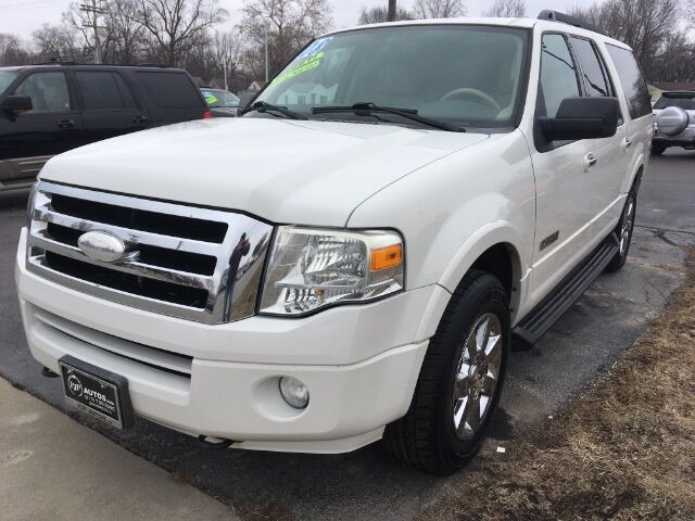2008 Ford Expedition EL XLT 4WD Springfield IL