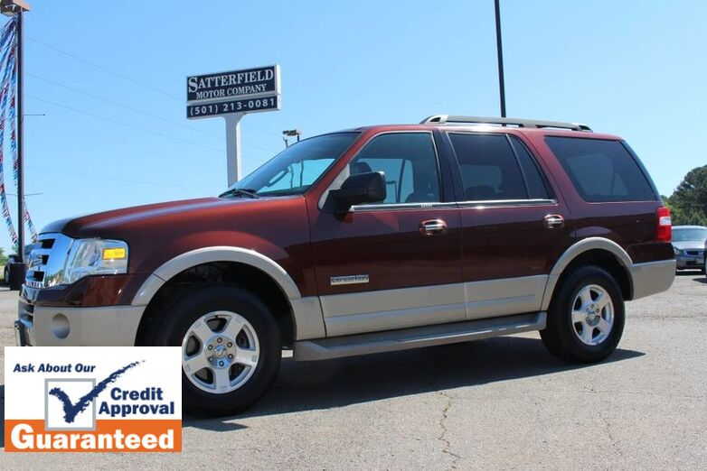 2008 Ford Expedition Eddie Bauer Bryant AR