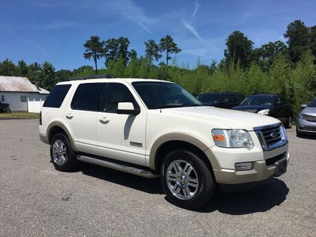2008 Ford Explorer Eddie Bauer 4x4 Richmond VA